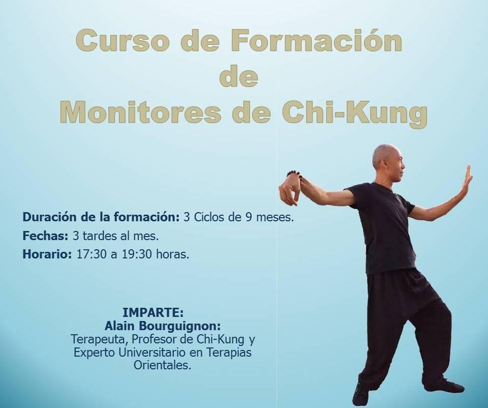 Curso Monitores CHI-KUNG