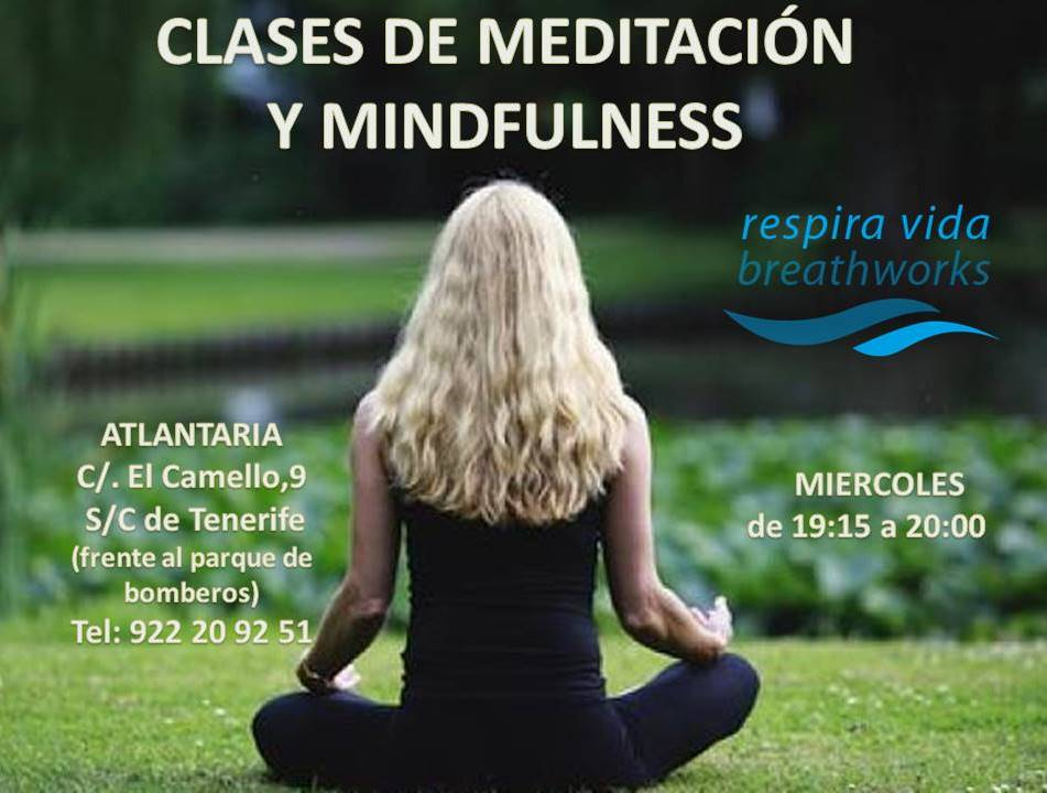 CLASES DE MINDFULNESS